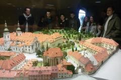 Prohlídka Strahovského kláštera