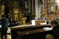 Studentská adventní ekumenická bohoslužba