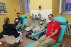 VKH daruje krev